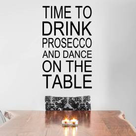 original_time-to-drink-prosecco-wall-sticker