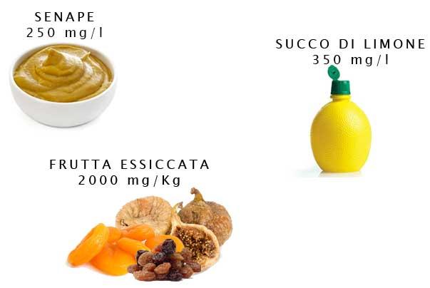 solfiti-negli-alimenti