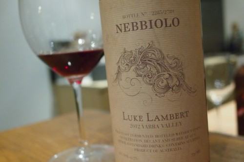 Luke Lambert Nebbiolo - ph. credit Wine Anorak
