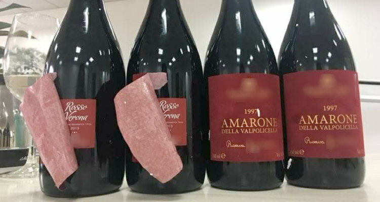 Bottiglie Amarone