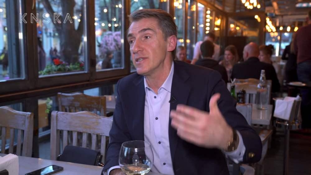Robert Guliev della Guliev Wines