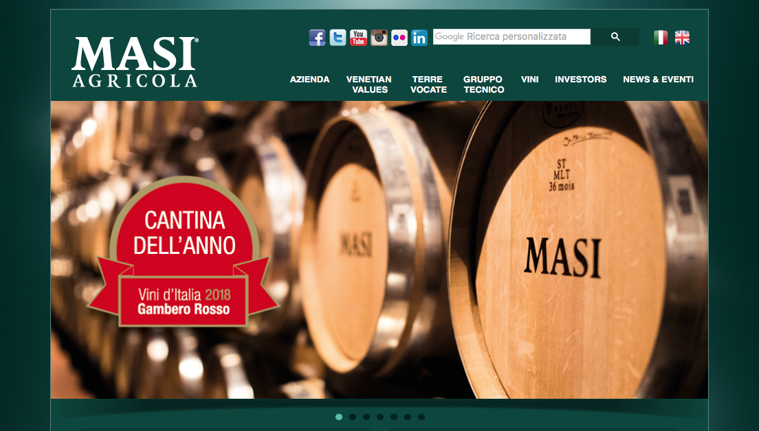 masi agricola website